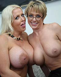 Alura Jenson & Dee Williams