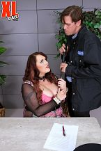 Carla4Garda Has A Fetish For The Studs In Blue